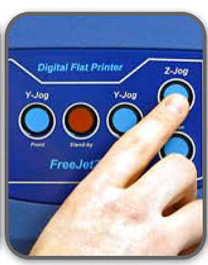 Freejet 320 TX Direct To Garment Printer